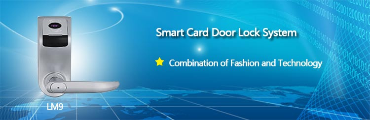Hot Selling RFID Mechanical Key Door Electronically Controlled Lock