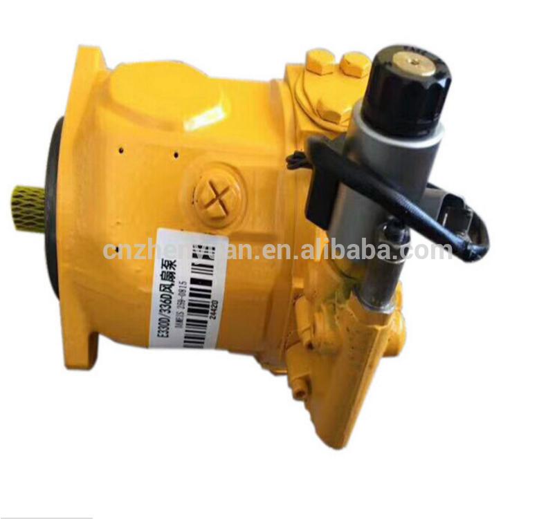 Cat excavator 330D 336D C9 engine Fan pump 2590815 group-piston