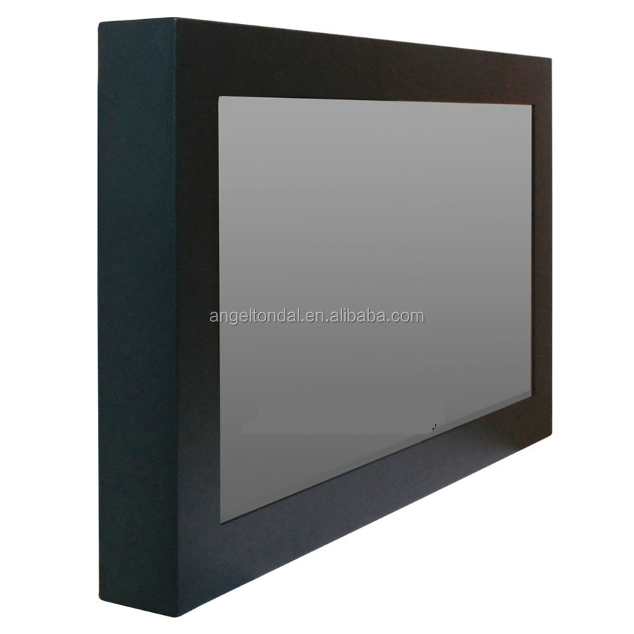 55 inch 1500nit Sunlight Readable outdoor lcd display monitor