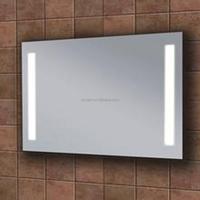 encuadre de cuerpo entero espejo con luz luz led iluminado espejo de pared