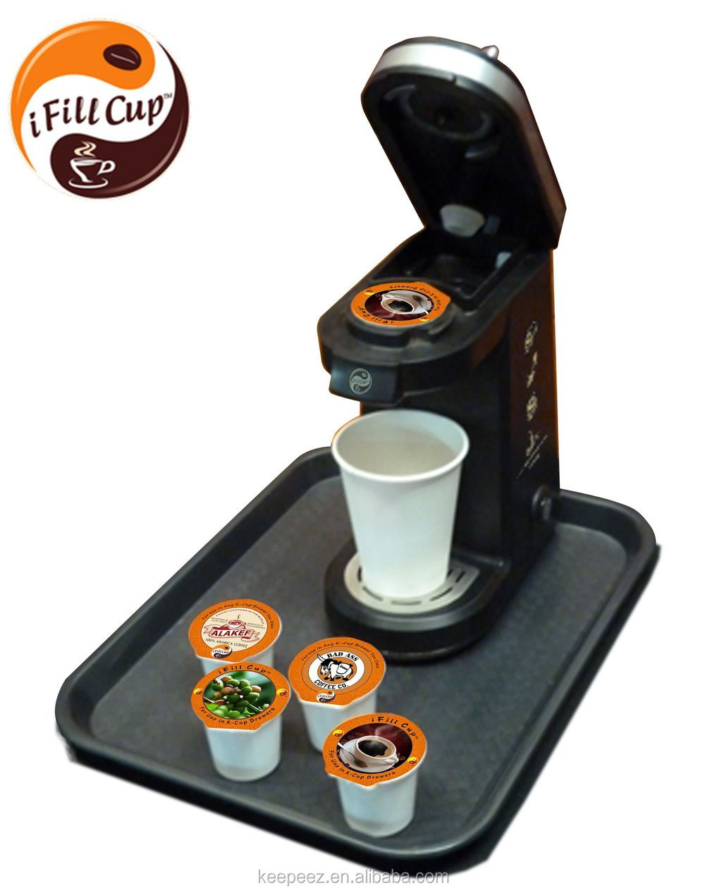 Capsule Coffee Maker Single Serve K Cup Coffee Brewer Buy K Cup