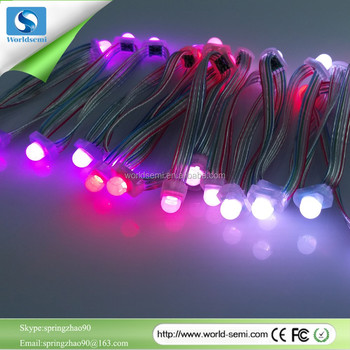 ws2813 made in china outdoor led christmas lights