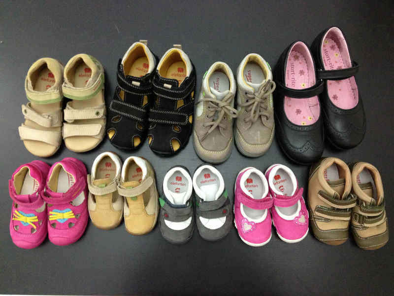 reputable site 0d085 9c86f elefanten kids shoes