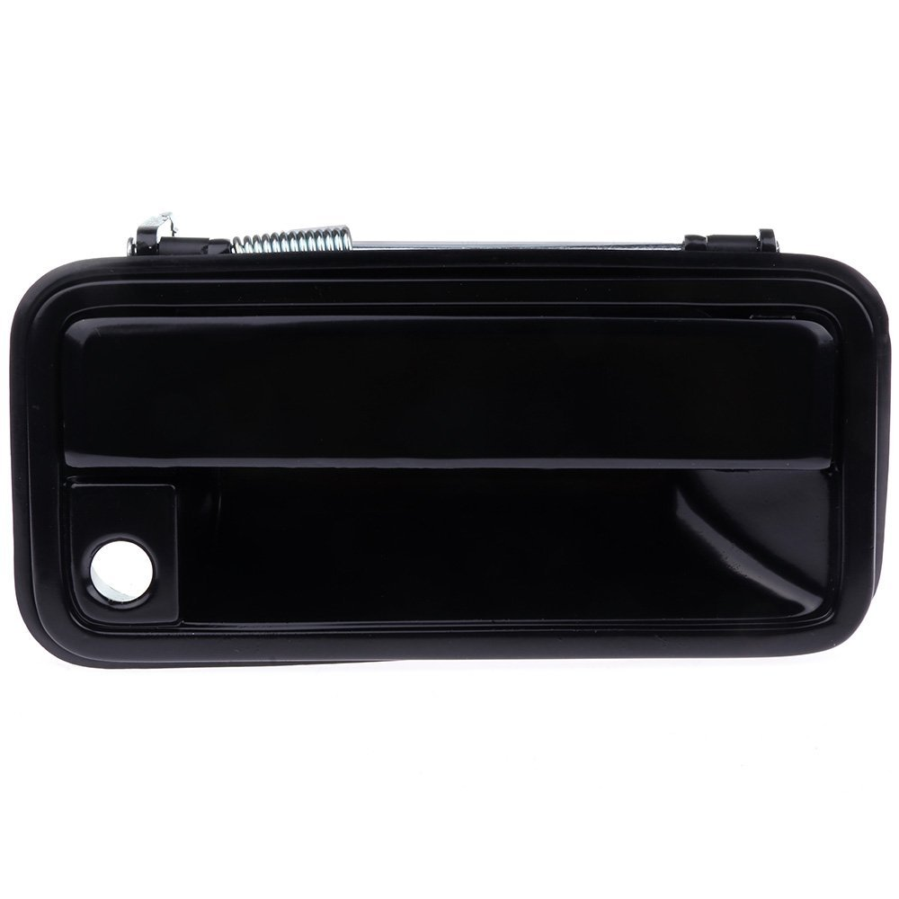 ECCPP Door Handle Exterior Outside Outer Front Passenger Side for 1988-1994 Chevy GMC