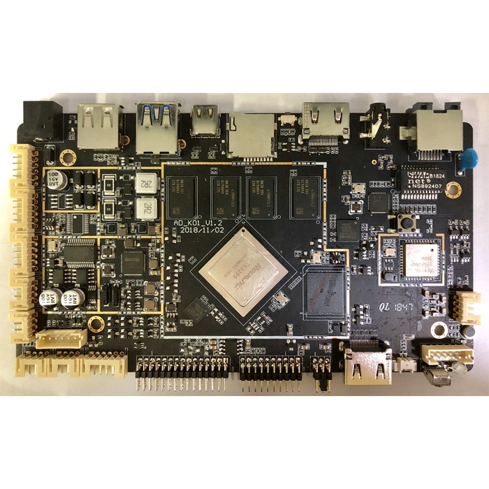 Open Root Rockchip Motherboard Rk3399 Android 7 0 Os Lvds Edp Display - Buy  Stock Factory Cheap Price Oem Odm Rockchip Rk3399 Pro Gigabyte Motherboard