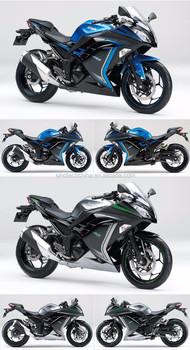 Alibaba Hot Sale 125 250 350cc GT Sport Kawasaki 200cc Ninja Motorcycle