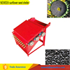 Neweek factory supply easy operate electric mini sunflower thresher sunflower seed sheller