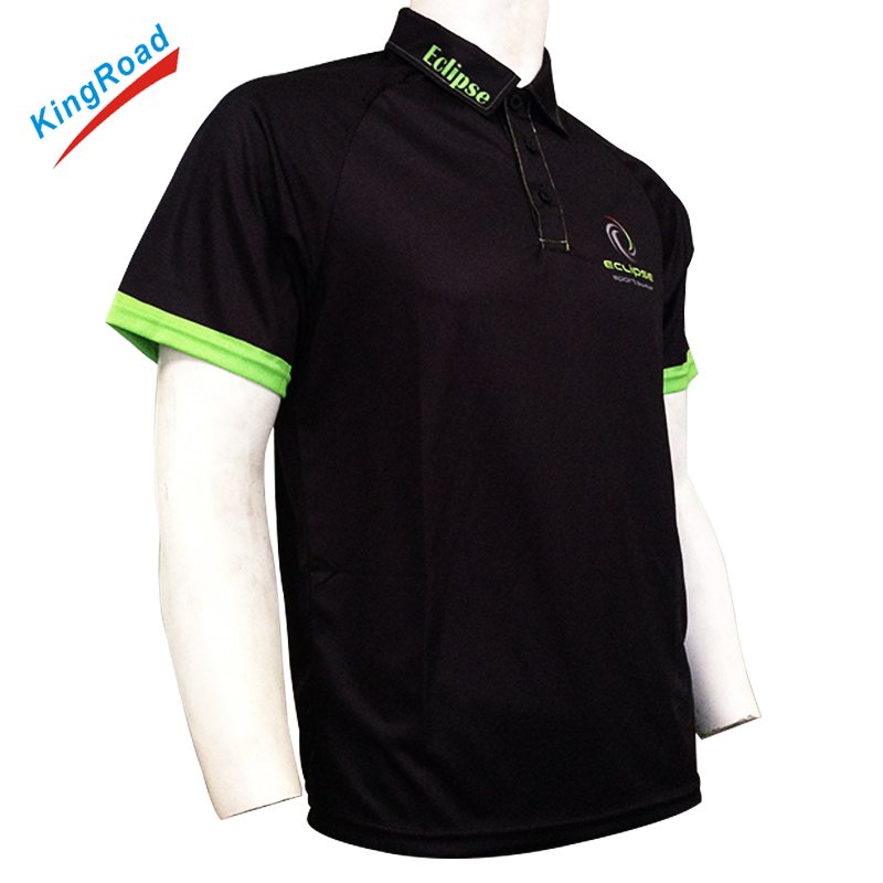Custom polo collar t-shirt printing, polo t shirt manufacturing