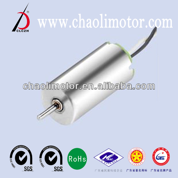 CL-0612 Coreless DC Motor for electrial tools