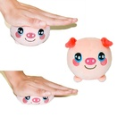 "wholesale 3.5"" Soft Super-Squishy Foam Stuffed Animal! Squishy, Squeezable PU plush toy"