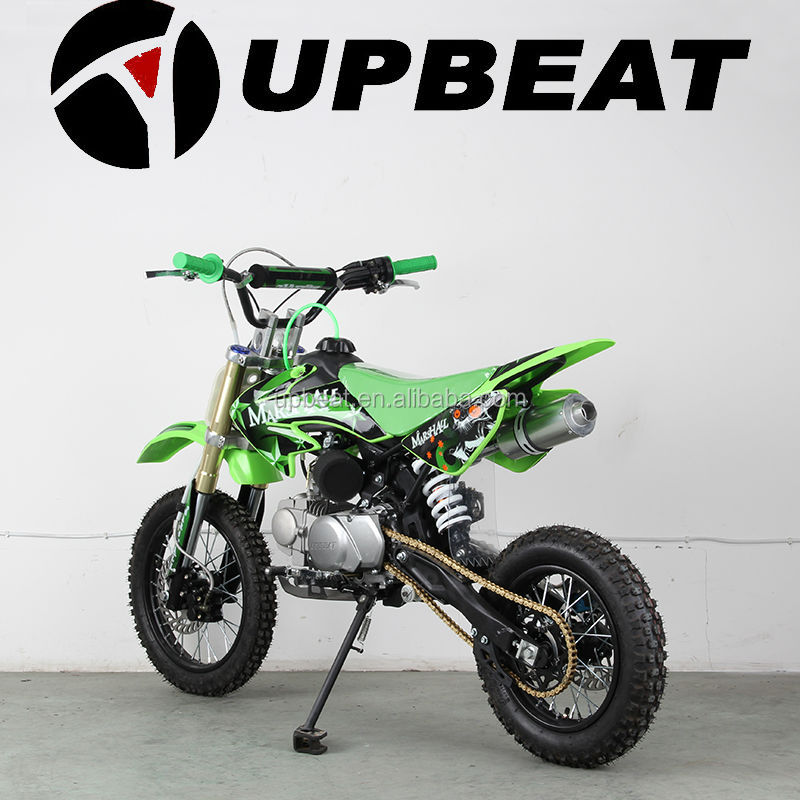 Green 110cc Dirt Bike 110cc Pit Bike 100cc Dirt Bike For