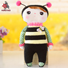 OEM stuffed soft plush flying bee toys bee plush toy