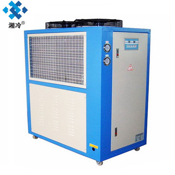 Cooling System Principle Diagram Industrial Chiller System Water
