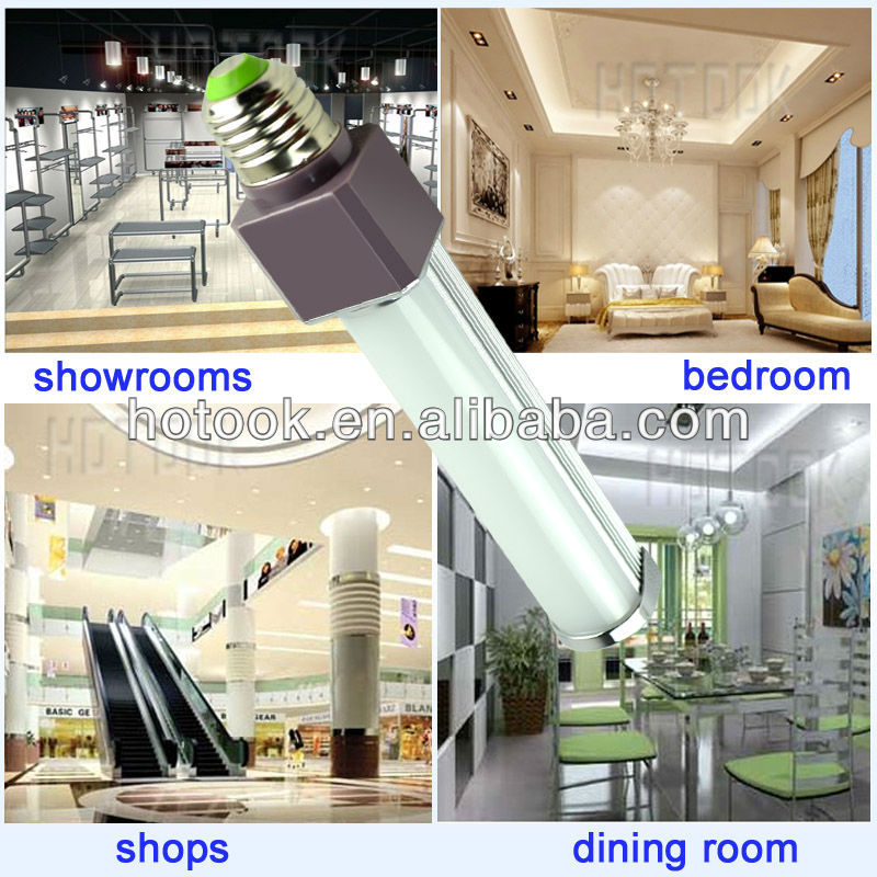 2014 E27 mini led corn bulb 12W 5730 SMD 24leds LED Corn Light Bulb Lamp