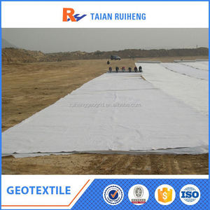 Composite Geotextile Used In Rood Construction