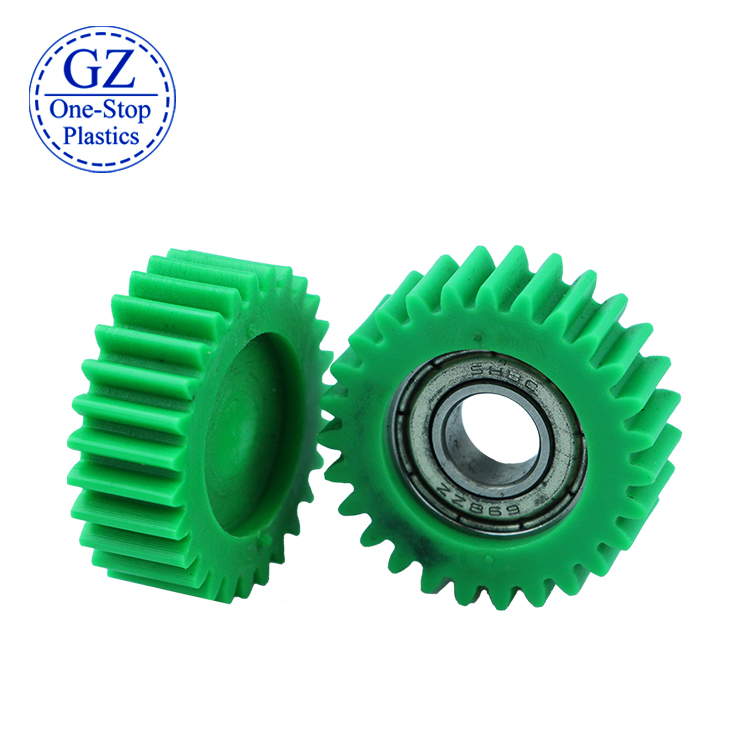 impact resistance of gear guangzhou small MC nylon plastic gear