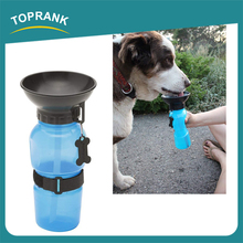 Portable travel auto-dog sport bottle pet dog sports water bottles
