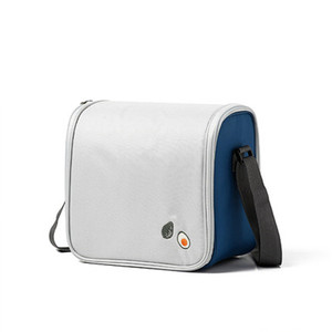 Ginzeal Factory Price Travel Cooler Insulated Dry Ice Carrier Bag