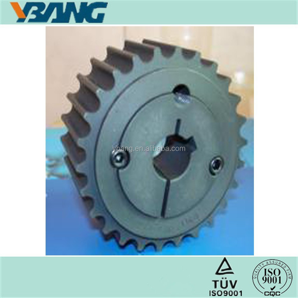 HTD5M 8M 14M Taper Bore Pulley