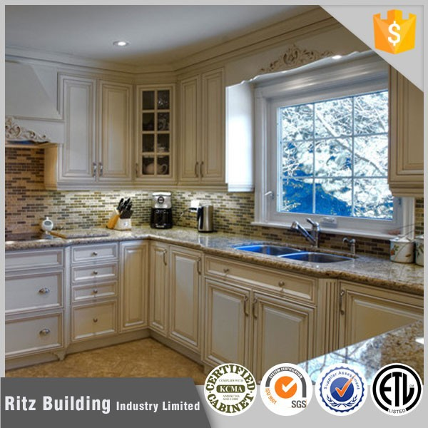Indian Style Modular Kitchen Designs Solid Wood Kitchen   Buy Indian  Kitchen Design,Solid Wood,Kitchen Design Modern Style Product On Alibaba.com