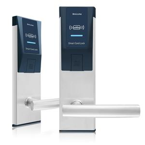 Intelligent rfid lock hotel card software hotel guest room control system
