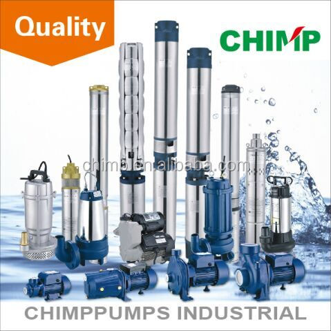 CHIMP PUMPS Hight quality submersible water pumps