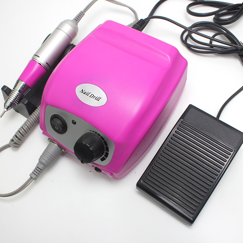 Professional Manicure Polishing tool nail machine 35000 RPM Electric Nail Drill