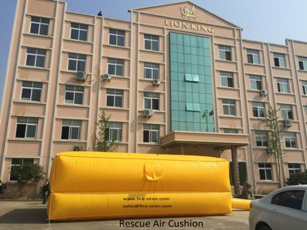 Inflatable cushion,rescue cushion,safety cushion,air cushion, 8*6*2.5m,safety protection cushions