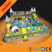 Animals Theme Used Commercial indoor Playground Equipments For Sale