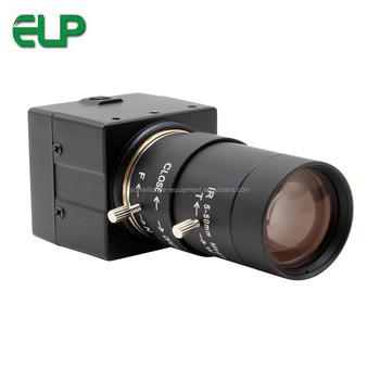 Elp 2 Megapixel Low Illumination 0 01lux H 264 Full Hd 1080p Usb Webcam  With 5-50mm Cs Lens - Buy Webcam,Usb Webcam,Webcam Product on Alibaba com
