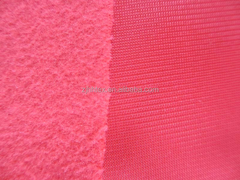 100%Polyester african fabrics with dyed color for sport wear /anti-creasing textile