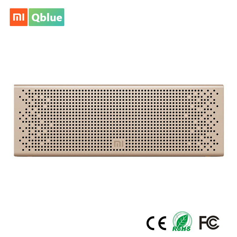 Xiaomi Mi Bluetooth Speaker Wireless Music MP3 Player Support Handsfree mini-pocket good speaker