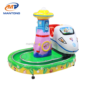 MT-A129 Crazy amusement park rider/electric kiddie rides/travelling car happy Go Kart