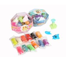 Duckey kids slime colorful plasticine magical creative set barbie toy