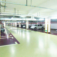 Oil Based Garage Polyurethane Resin Floor Coating