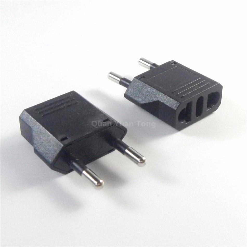 Nouveau à nous l'UE euro à UK Voyage AC Power Plug Adaptateur Convertisseur adaptateurs de voyage