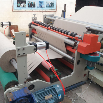 paper slitting and rewinding machine factory