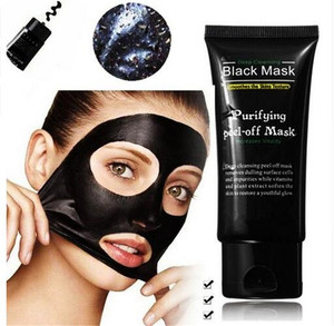Deep Cleansing Shills Black Facial Mask Remove Blackhead Peel Off Facial Mask