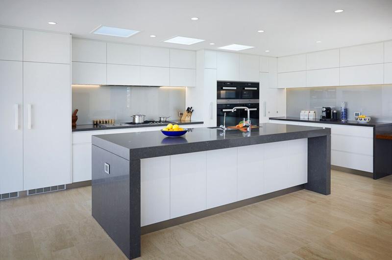 Amazing 2017 China Furniture Vermont Latest Wood Modern White Modular Kitchen  Designs