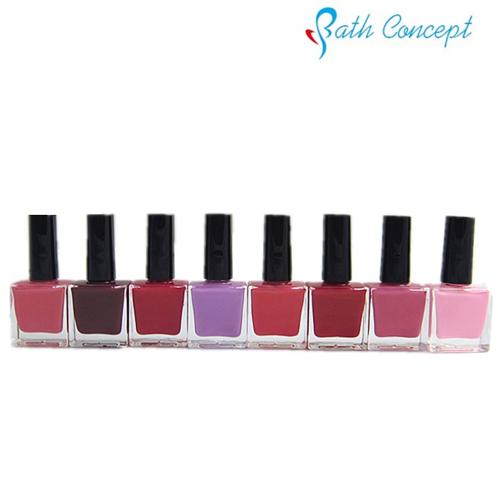 Private Label Oem Organic Water Based Nail Polish - Buy Private ...