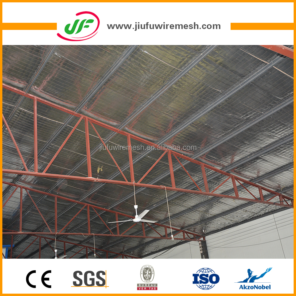 powder coated welded wire mesh panel / welded wire mesh sizes