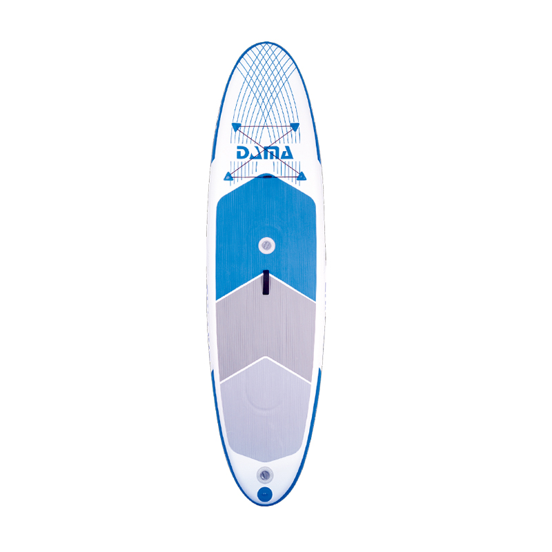 คุณภาพสูงโรงงาน inflatable sup stand up paddle board double chamber sup กระดาน surf board