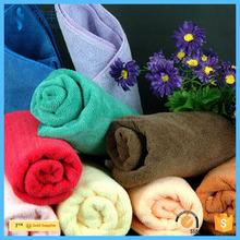 microfiber cleaning towel for table building glass JF-2012