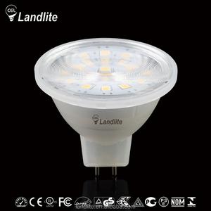 Plastic Led Bulb 3.5W MR16 4000K 6500K House Use Indoor Led Light Bulb Lamp