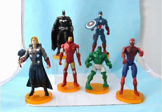 Kids Toys Action Figure: Toys For Kids Toys Avengers Alliance Heroes Hulk Toy