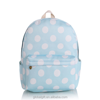 2018 Fashion Cute Backpack S School Bags Age Bookbag With Dots Product On
