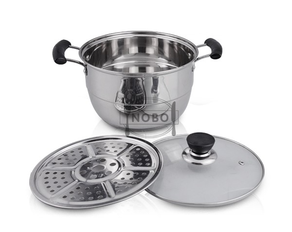 New items stainless steel steamer and cooking for vegetable