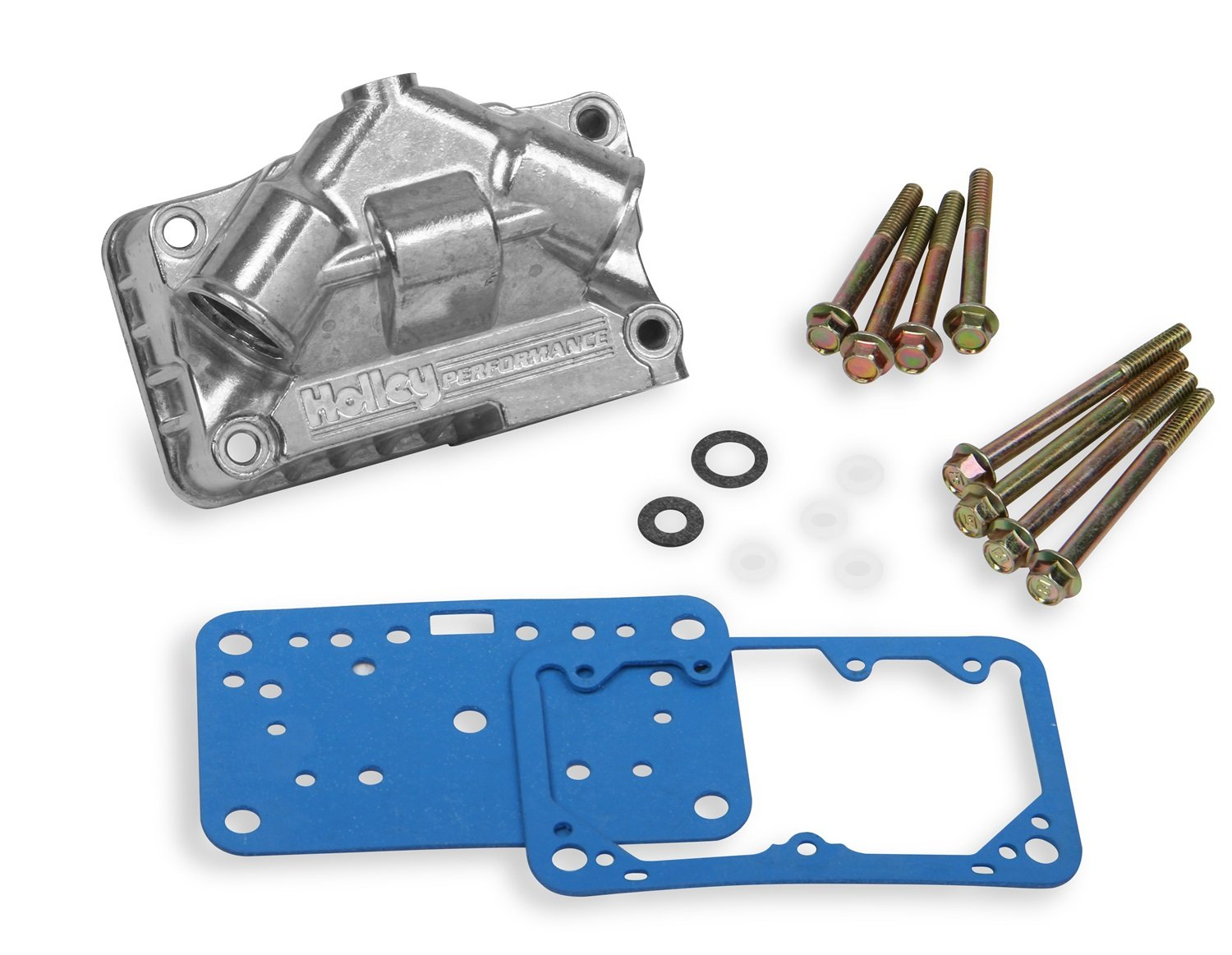 Holley 134-103 Standard Replacement Primary Fuel Bowl Kit