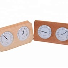 Good quality thermo-hygrometer for sauna accessories Sauna timer sauna wooden double timer