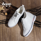 Blanc Vietnam Haute Top Femmes Casual Chaussures Sneakers